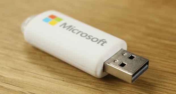 Windows 10, une clé d'installation ?