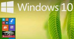 windows 10 - Le bureau