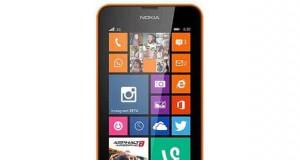 Windows Phone Lumia 635