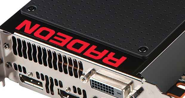 Radeon R9 Fury d'AMD