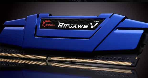 DDR4 G.Skill Ripjaws V