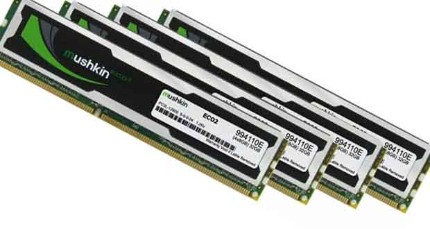mushkin DDR3L ECO2