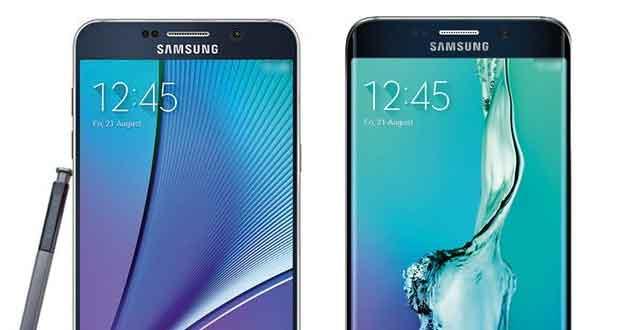 Galaxy S6 Edge + / Galaxy Note 5