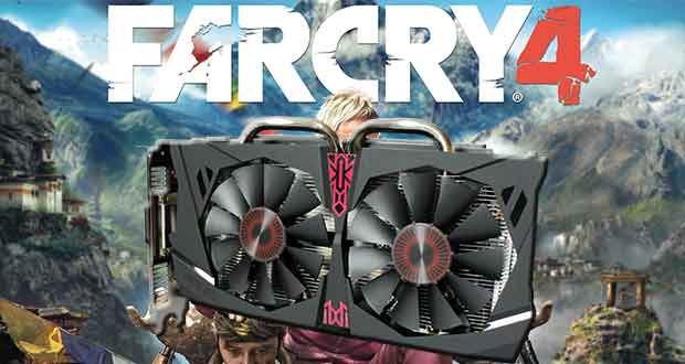 Gameplay - GTX 950 - Far Cry 4