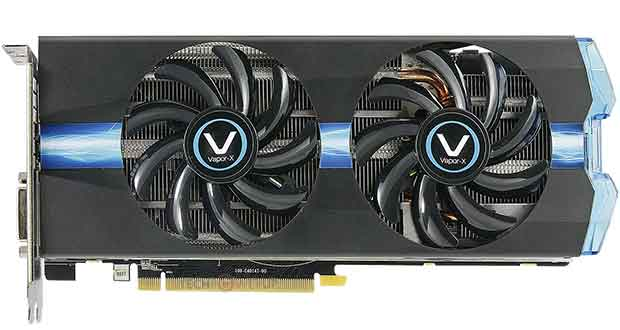 Radeon Vapor-X R7 370X de Sapphire
