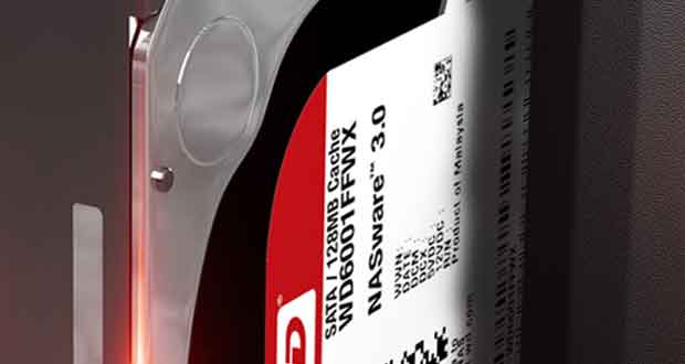 DISQUES DURS WD RED PRO