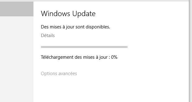 Windows 10 / Windows Update