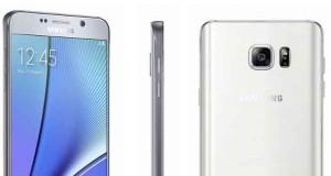 Smartphone Galaxy Note 5 de Samsung