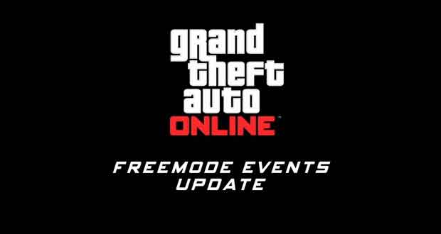 GTA Online Freemod events