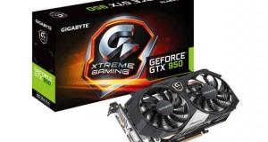 GeForce GTX 950 Xtreme Gaming