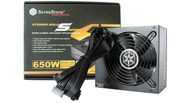 SilverStone Strider Gold ST65F-G