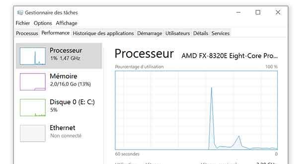 Windows 10 est lent ? Solutions possibles