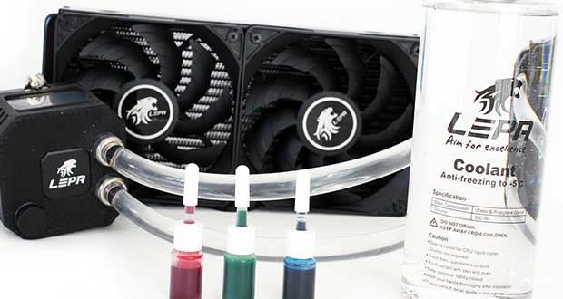 WaterCooling EXllusion 240