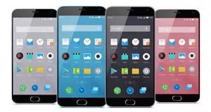 Smartphone Meizu m2 Note 16 Go