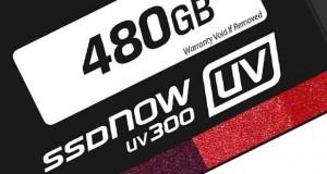 SSD Kingston SSDNow UV300 480 Go