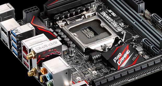 Carte mère Z170I Pro Gaming d'Asus