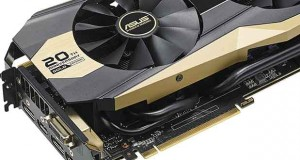Carte graphique Asus 20th Anniversary Gold Edition GTX 980 T
