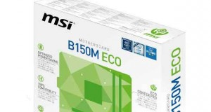 Carte mère MSI ECO series H170M Eco