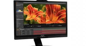 Moniteur LCD Ultra HD 4K Philips 241P6VPJKEB