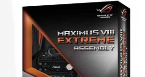 Maximus VIII Extreme/Assembly