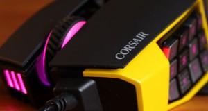 Souris Scimitar RGB de Corsair
