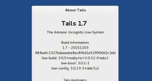 Système d'exploitation Tails