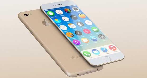 iPhone 7, concept design