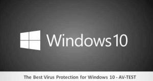 Windows 10 - le meilleur anti-virus est ?