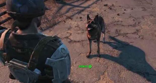 Dogmeat - Fallout4