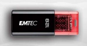 Clé USB 3.0 128 Go EMTEC C650 Noir