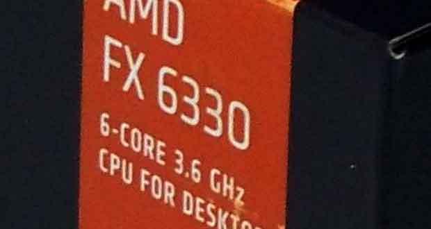Processeur AMD FX-6330