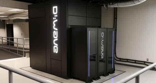 Supercalculateur Dwave