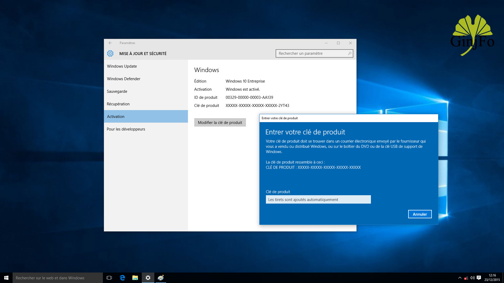 Windows 10 comment passer de la version home pro ginjfo - Comment classer ses photos avec windows 10 ...
