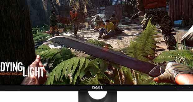 Moniteur Gaming SE2417HG de Dell