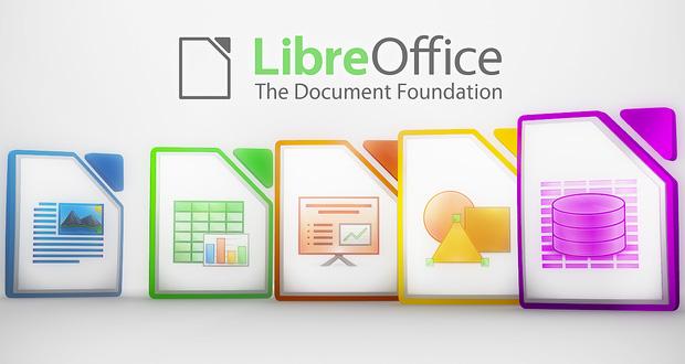 Suite bureautique LibreOffice de The Document Foundation