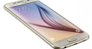 Galaxy S6 32 Go version Or platine