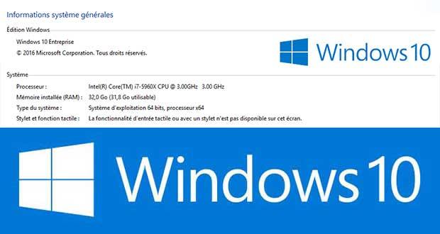 Windows 10 en action
