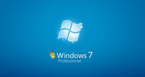 Windows 7 Professionnal