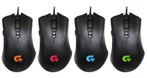 Souris Xtreme Gaming XM300 de Gigabyte