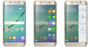 Galaxy S6 Edge sous Android 6.0 Marshmallow