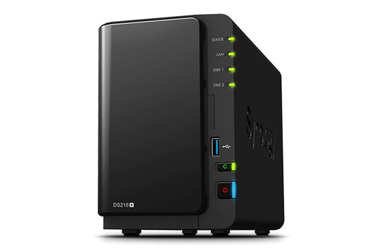 NAS Synology DiskStation DS216+