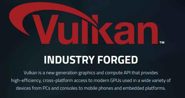 Vulkan, le duo Windows 10 et DirectX 12 a-t-il une chance