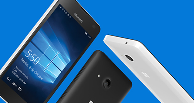 Windows 10 Mobile - Smartphone Lumia