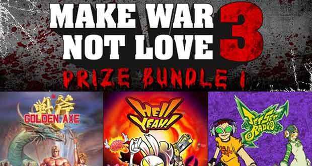 Pack Make War Not Love 3