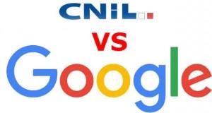 CNIL contre Google - Le droit à l'oubli