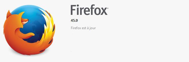45.0 TÉLÉCHARGER FIREFOX