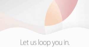 Conférence du 21 mars 2016, invitation Apple
