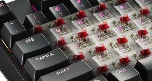 Clavier gaming MasterKeys Pro L de Cooler Master