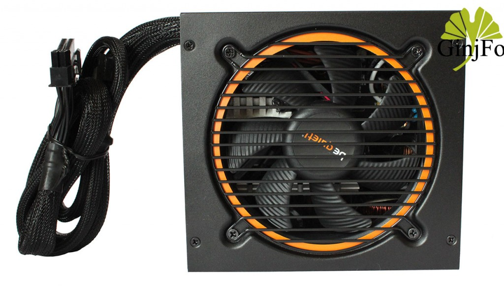 Alimentation Pure Power 9 CM 600 Watts de Be Quiet!