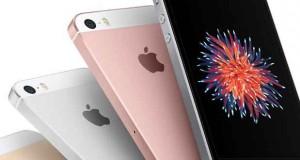 Smartphone iPhone SE d'Apple